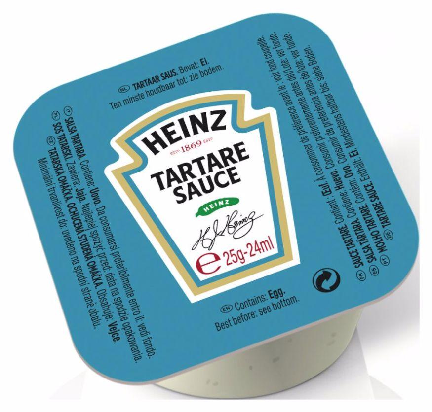 Heinz Tartare 25g Coupelle image