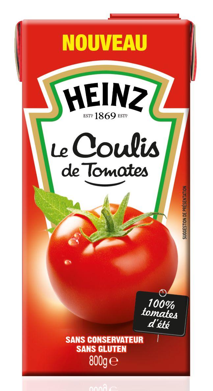 Heinz Coulis de Tomates 800g image