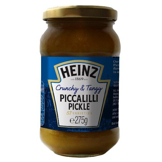 Heinz Piccalilli Heinz 310ml Bocal image