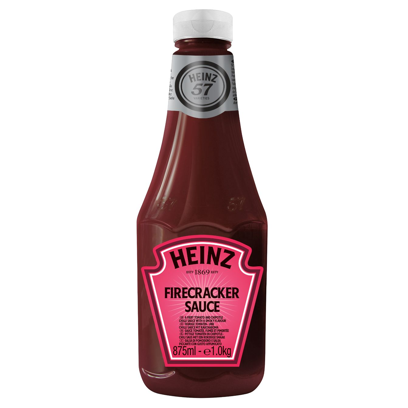 Heinz Fire Cracker 875ml Flacon Souple Top Up image