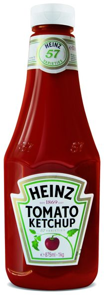 Heinz Tomato Ketchup 875ml Flacon Souple Top Up image