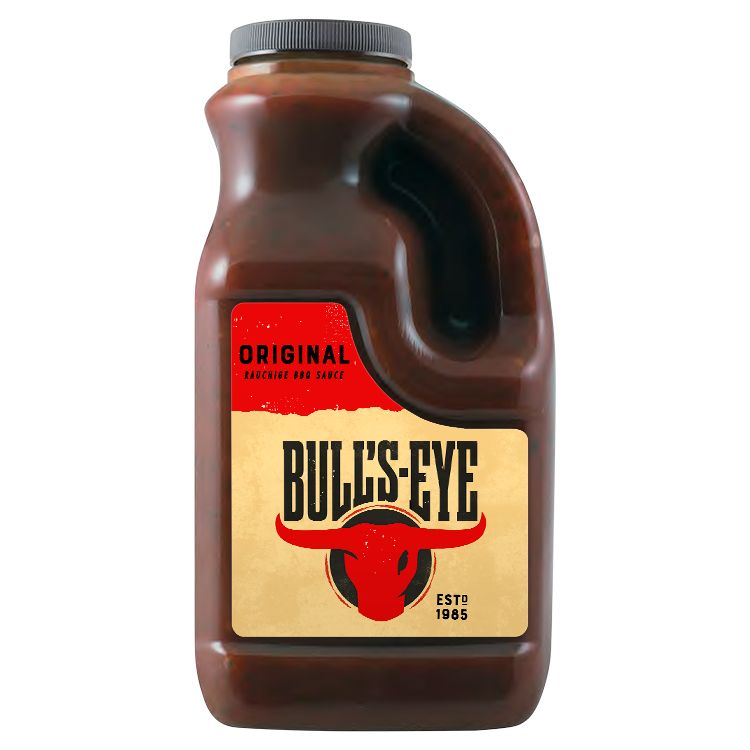 Bull's Eye Sauce Barbecue Original 2L Bidon image