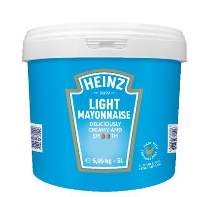 Heinz Light mayonnaise 5L seau image