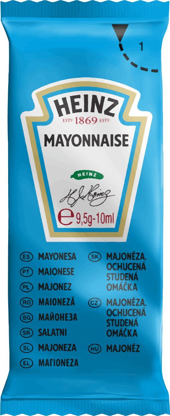 Heinz Mayonnaise 10ml Sachet image