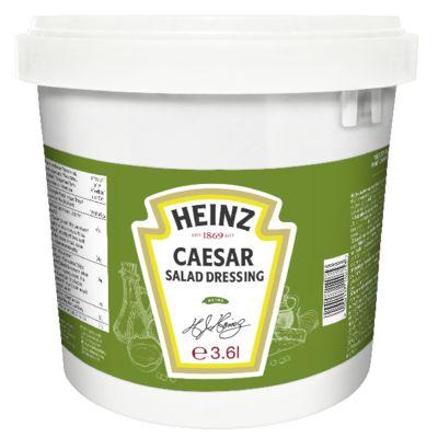 Heinz Caesar sauce 3,6L Seau image