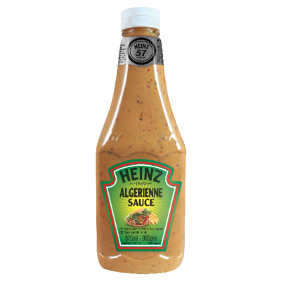 Heinz Sauce Algérienne 875ml Flacon Souple Top Up image