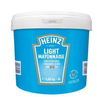 Heinz Mayonnaise Light 5L Seau image