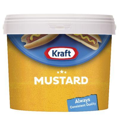 Kraft Moutarde 5L Seau image