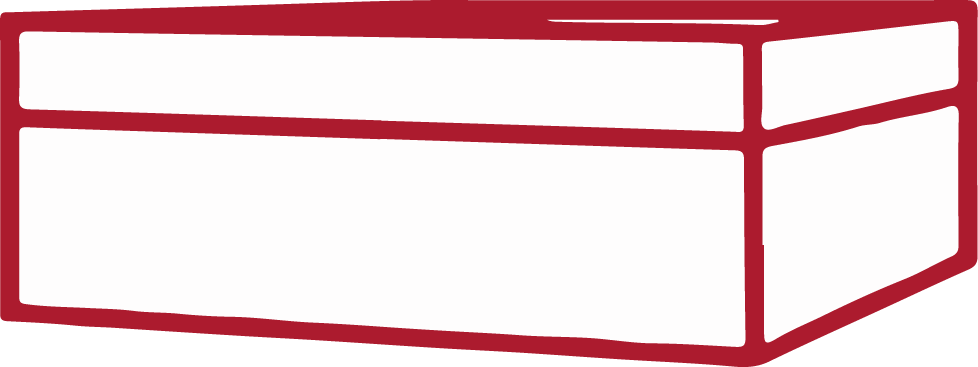 Doos banner