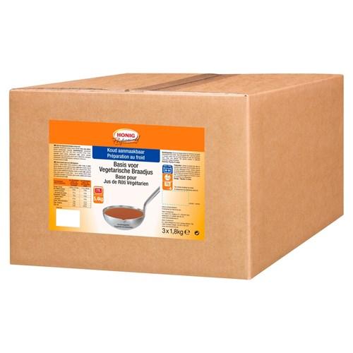 Honig For Professional Base Pour Jus De Rôti Végétarien 1.8L image