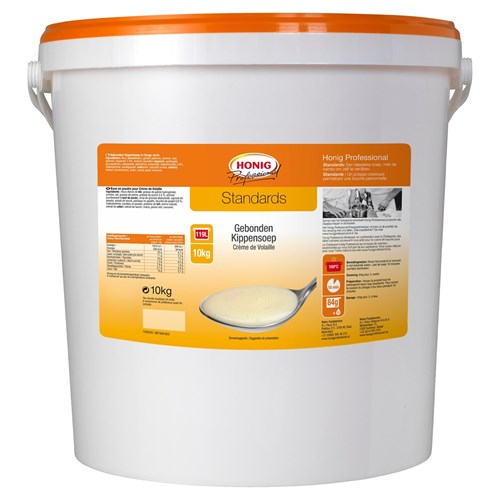 Honig For Professional Potage De Poulet Clair 10L image