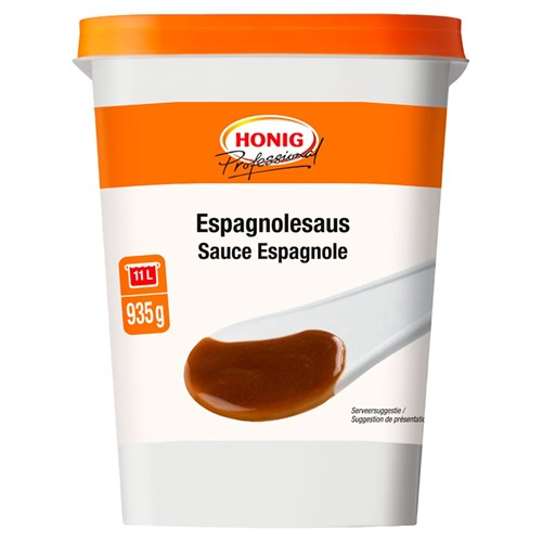 Honig For Professional Sauce Espagnole 935ml image
