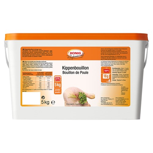 Honig For Professional Kippenbouillon 9Kg image