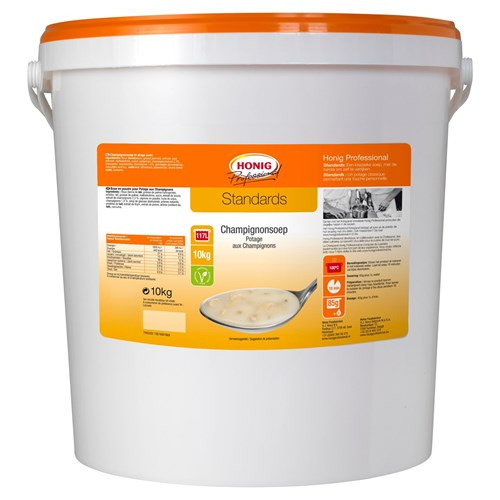 Honig For Professional Potage Aux Champignons 10L image