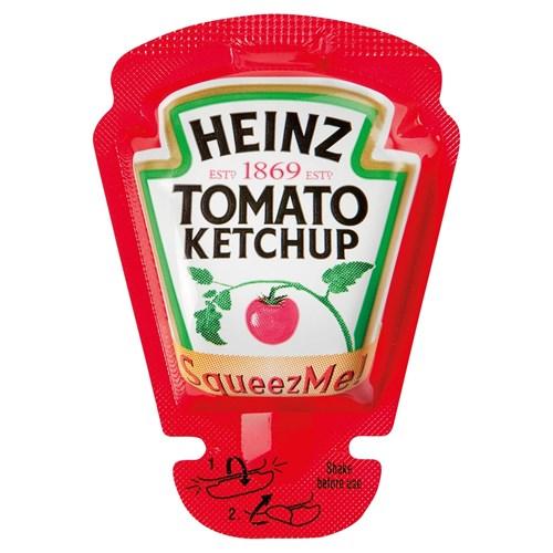 Heinz Tomato Ketchup 26ml image