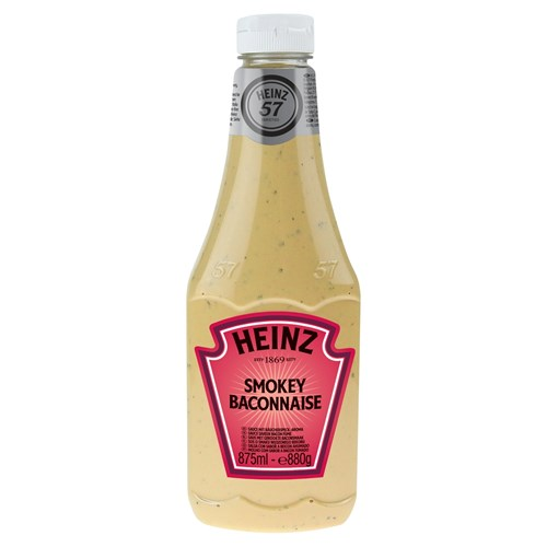 Heinz Smokey Baconnaise 875ml image
