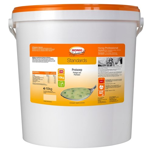 Honig For Professional Potage Aux Poireaux 10L image