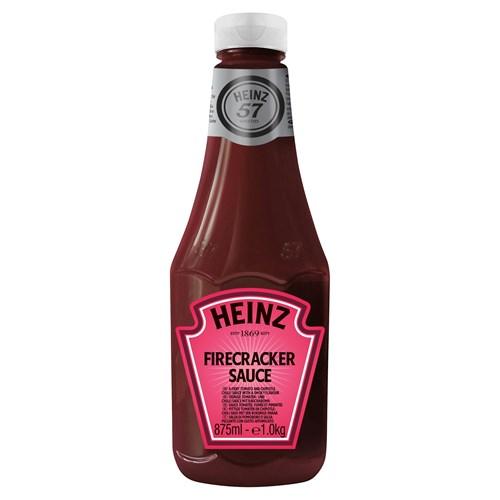 Heinz Firecracker Saus 875ml image