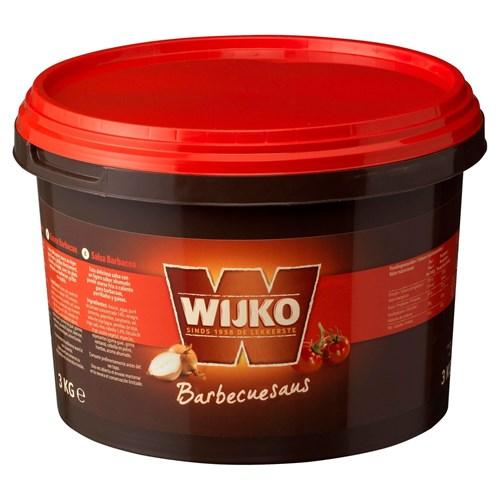 Wijko Sauce Barbecue 3L image