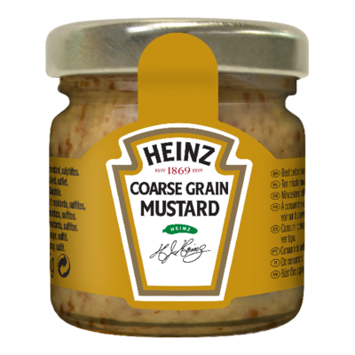 Heinz Senape 33ml Mini Jar image