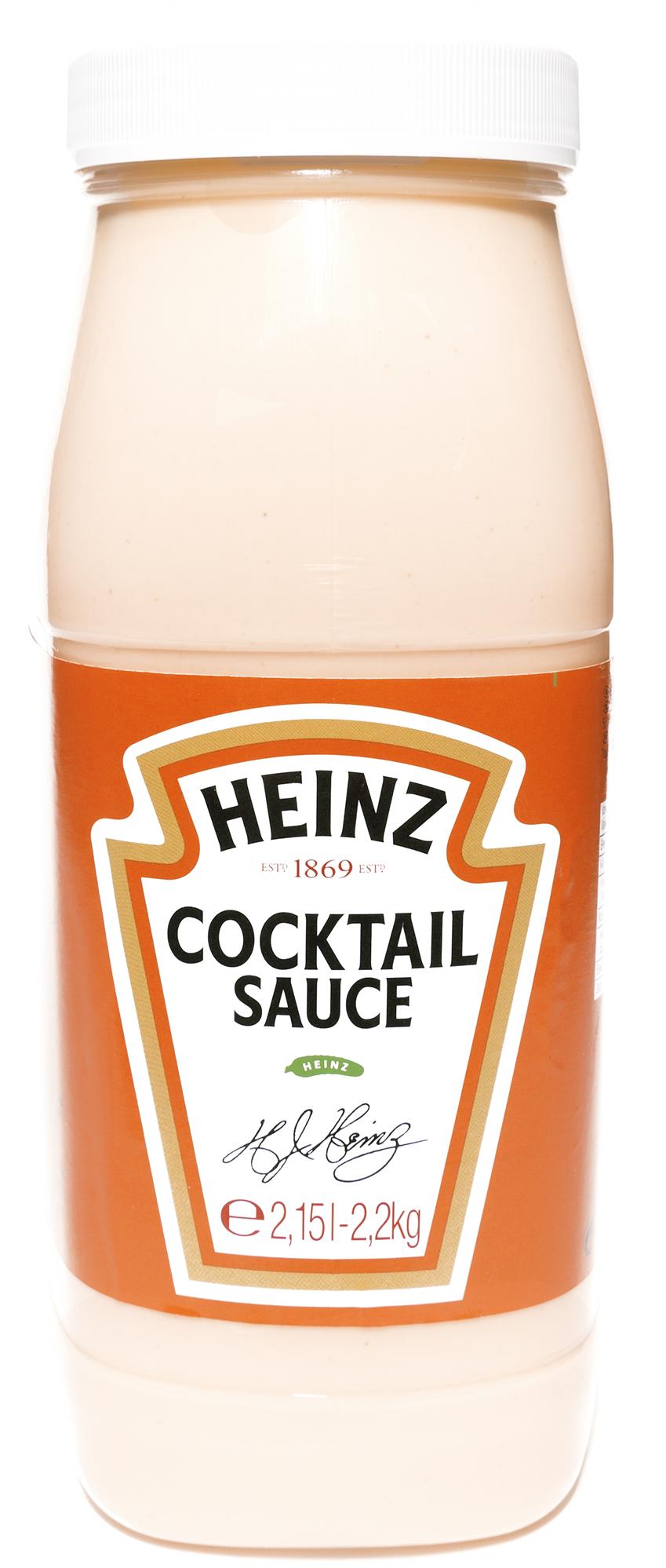 Heinz Cocktail Sauce 2,2kg Secchio image