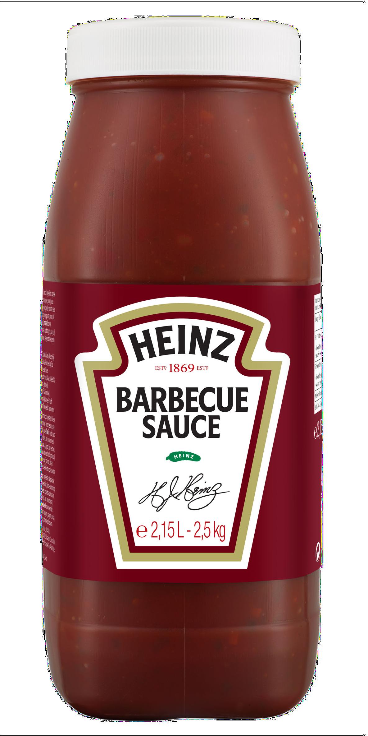 Heinz Barbecue Sauce 2,5kg Secchio image