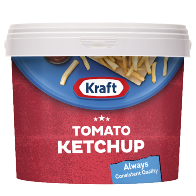Kraft Tomato Ketchup 5kg Secchio image