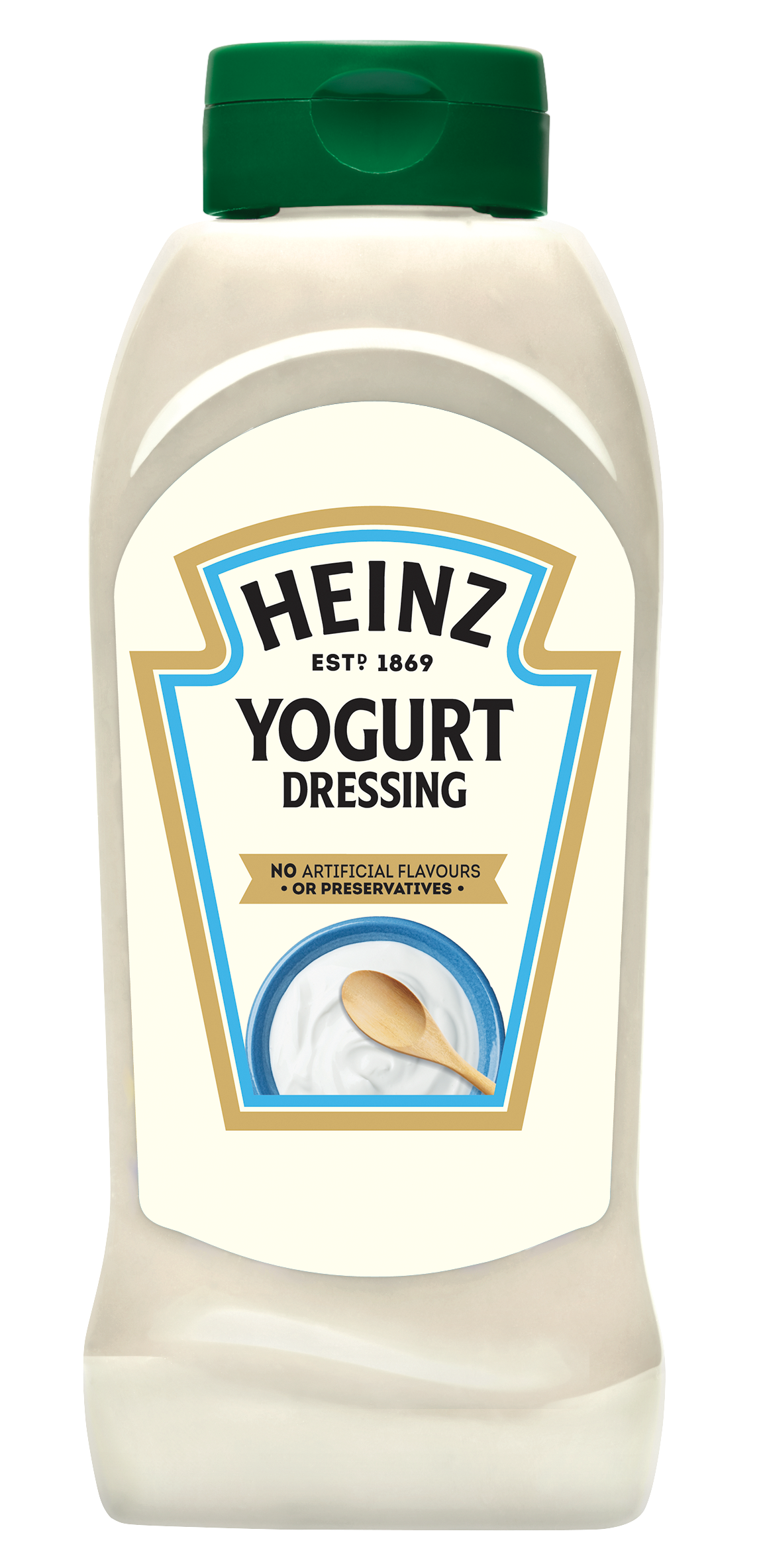 Heinz Yoghurt Dressing 800ml Up Right image