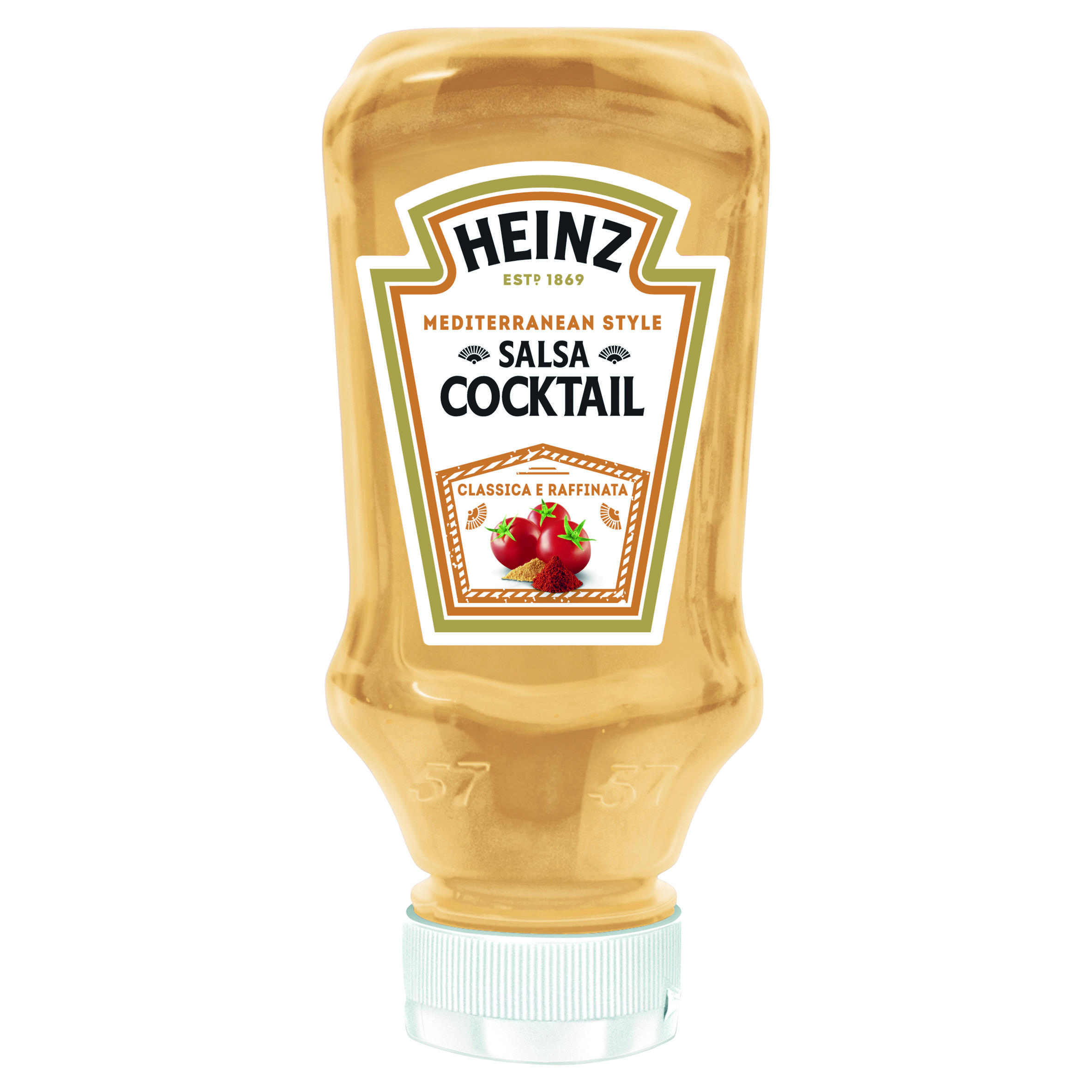 Heinz Salsa Cocktail 225g Top Down image
