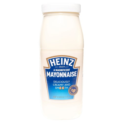 Heinz Mayonaise fles 2.15L image