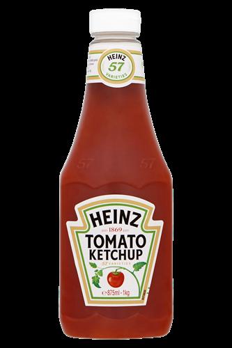 Heinz Tomato Ketchup fles 875ml image