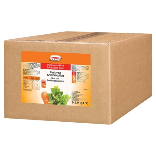 Honig Professional basis groentebouillon 6.75kg doos image