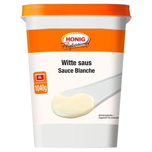 Honig Professional witte romige saus 1.04kg Bus image