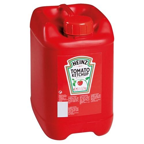 Heinz Tomato Ketchup 5.1L emmer image