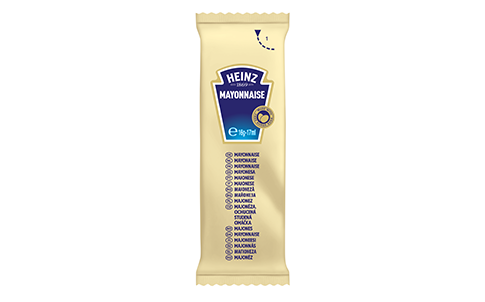 Heinz Seriously Good Mayonaise sachet 17ml image