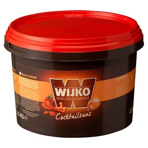 Wijko cocktailsaus 2.5kg emmer image
