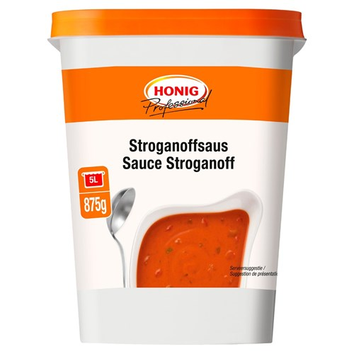 Honig Professional Stroganoff Saus 875L Bus image
