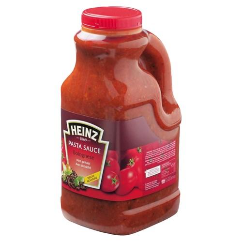 Heinz Pasta Bolognese saus fles 2.1kg image