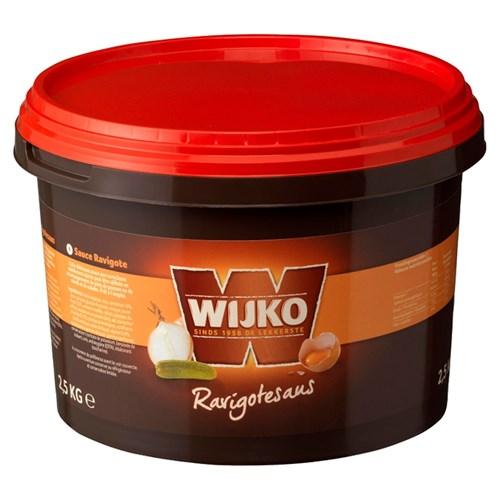 Wijko raviogatesaus 2.5kg emmer image