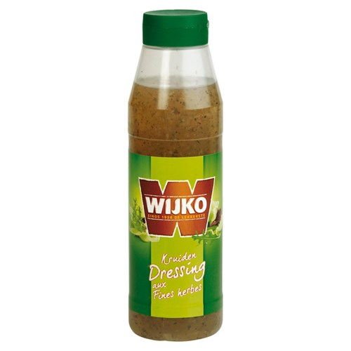 Wijko kruidendressing 1L fles image