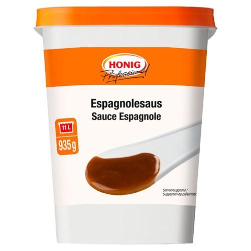 Honig Professional espagnolesaus 935g Bus image