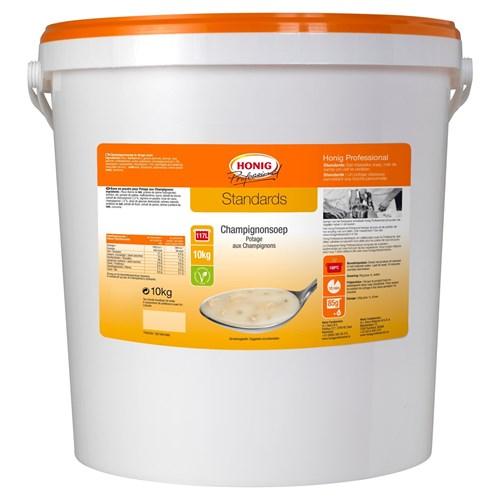 Honig Professional champignonsoep 10kg emmer image