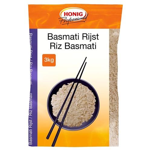Honig Professional Basmati rijst 3kg image