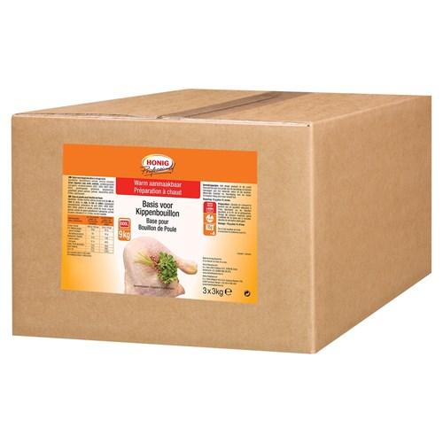 Honig Professional basis kippenbouillon 9kg emmer image