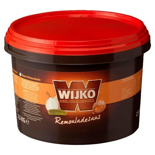 Wijko remouladesaus 2.5kg emmer image
