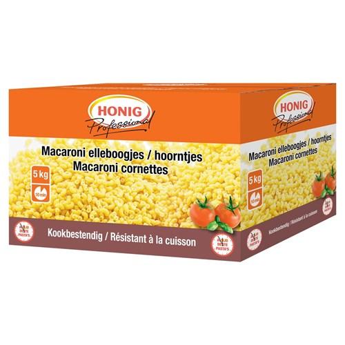Honig Professional macaroni elleboogjes 10kg doos image