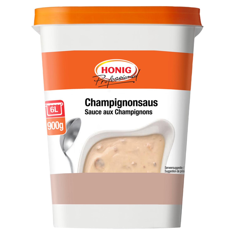 Honig Professional champignonsaus 900g Bus image