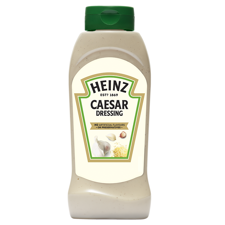 Heinz Caesar Dressing fles 800ml image