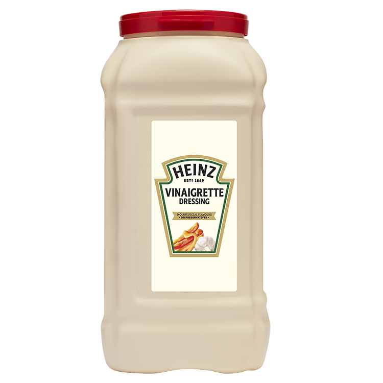 Heinz Viniagrette Dressing 5L fles image