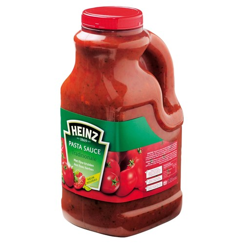 Heinz Pasta saus Traditional fles 2.1kg image